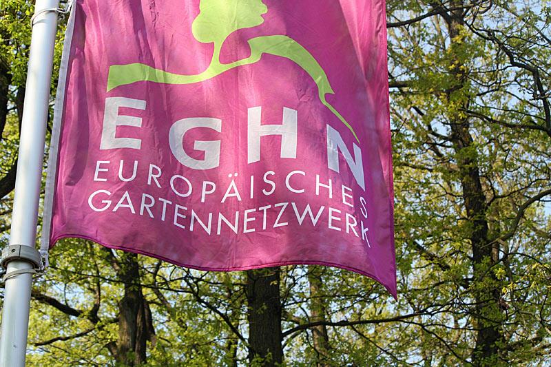 Auszeichnungen: EGHN-Fahne