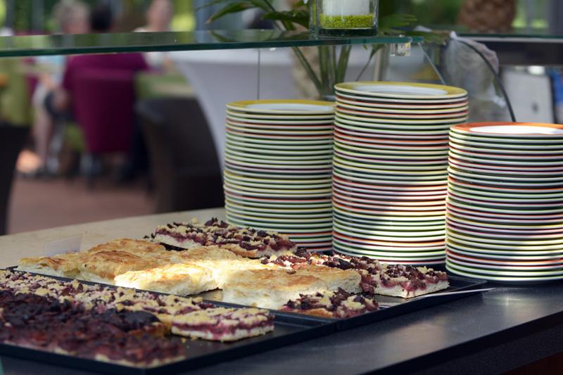 Speisekarte Palmenhauscafe Kuchen