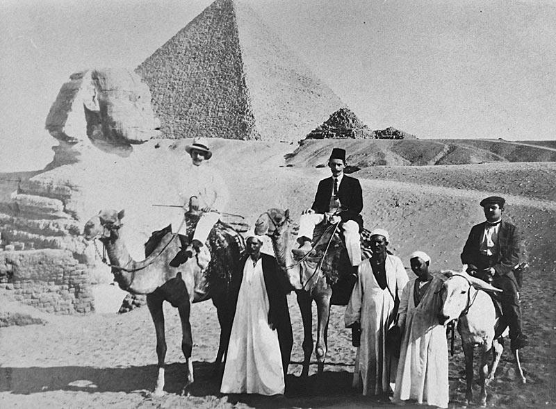 rogge-in-aegypten