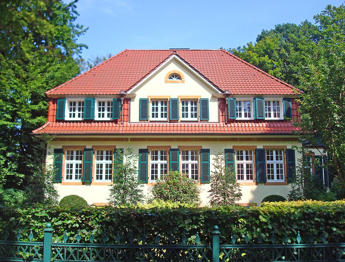 Villa im Villenviertel am Stadtpark Gütersloh