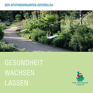 Broschüre Apothekergarten Gütersloh