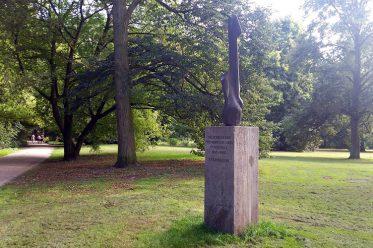 Skulptur von Heiner Ameling
