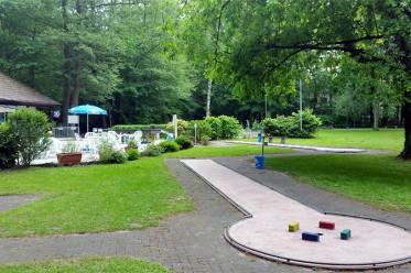Minigolf im Stadtpark Gütersloh