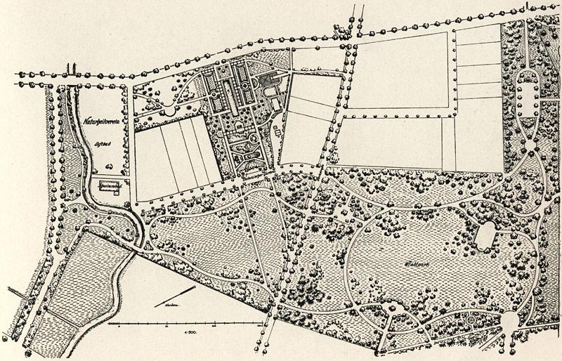 Geschichte des Stadtparks Gütersloh