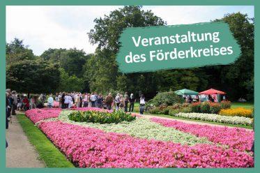 Sommerfest im Botanischen Garten
