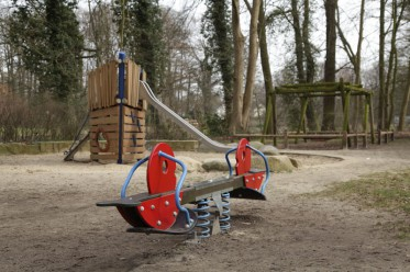 Spielplätze im Stadtpark Gütersloh