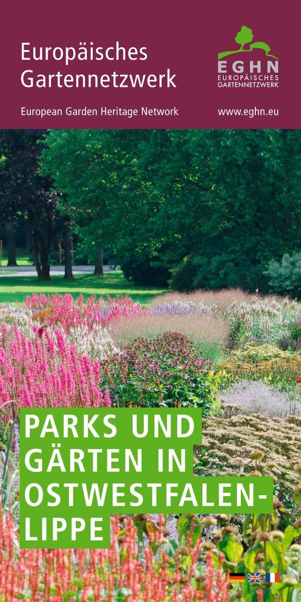 Parks und Gärten in Ostwestfalen-Lippe