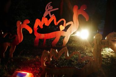 Glowing Art
