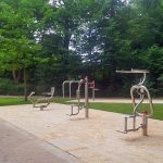 Fitness-Parcours in Gütersloh